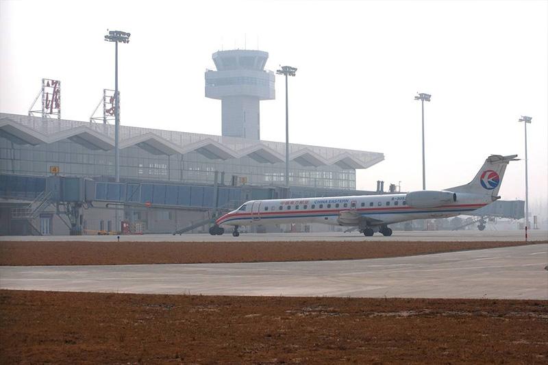 title='淮安机场一期、二期工程'