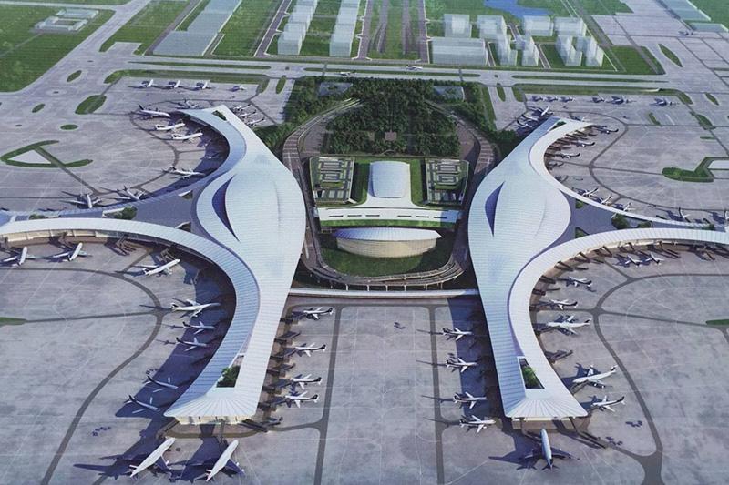 成都天府机场工程
