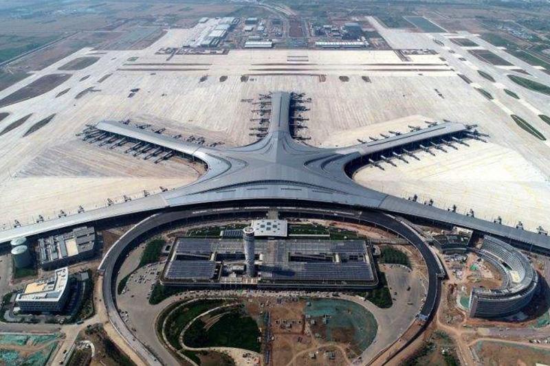 青岛胶州新机场工程