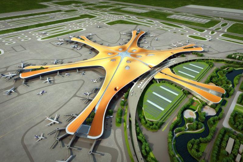 北京新机场排水明渠工程