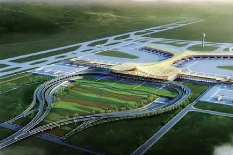 昆明长水国际机场工程项目