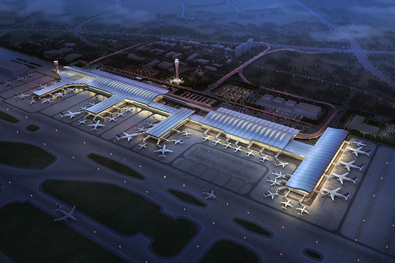 贵阳龙洞堡机场三期扩建工程