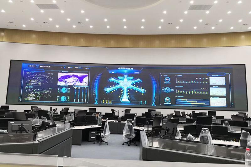 北京新机场弱电信息系统工程项目