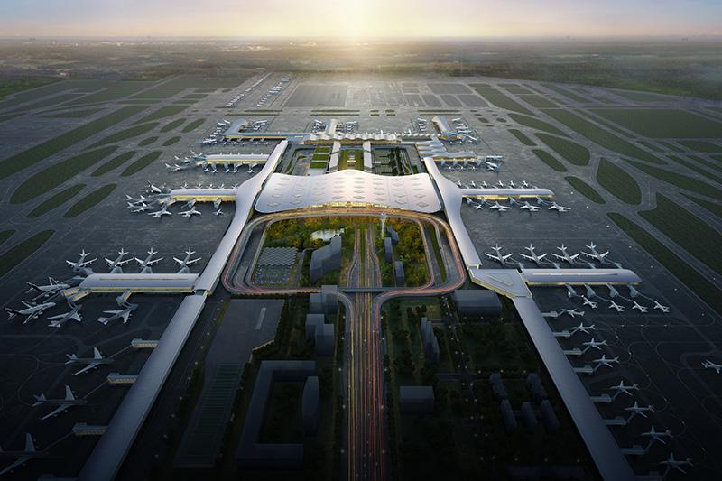 杭州萧山国际机场新建、扩建项目