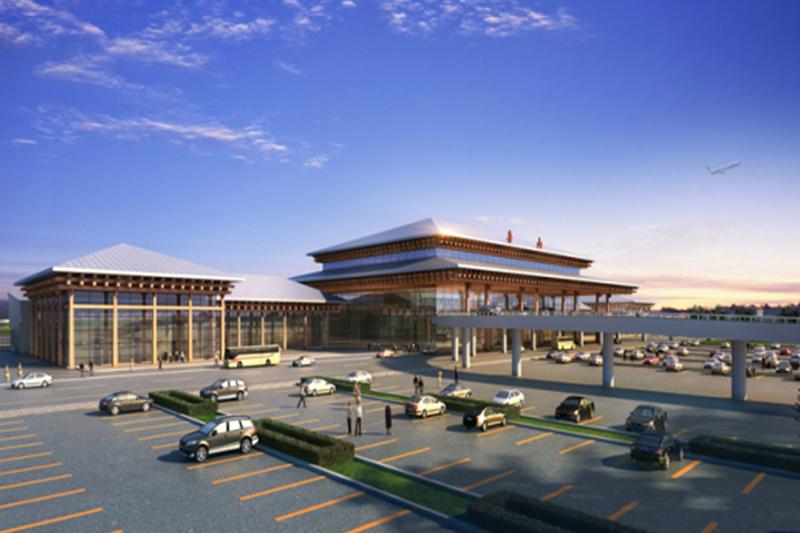 舟山普陀山机场扩建项目