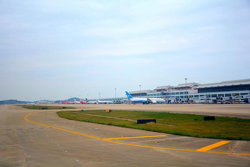 title='福州长乐机场新建、扩建项目'